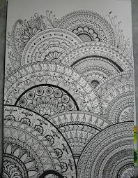 Pattern Drawing Inspiration My Drawings Inspired Zentangle Laa Pinterest Drawings Tired