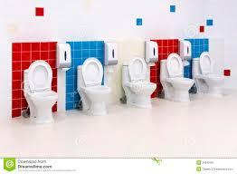 preschool bathroom design. Interesting Design Empty And Clean Preschool Kindergarten Restroom On Preschool Bathroom Design