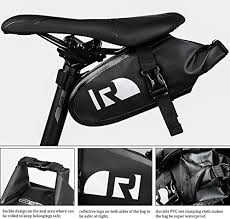 Bicyclestore The Newest Bike Saddle Bag Waterproof Bicycle Seat