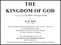 the kingdom of god prophecy unsealed click here for a pdf of ldquothe kingdom of godrdquo