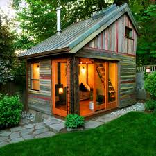 8 Sheds Turned Into Awesome Mancaves Backyard Man Cave Ideas