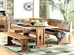 kitchen nook table set bench corner dining unique chelsea
