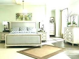 Whitewash Bedroom Furniture Rustic White Bedroom Set Medium Size Of ...
