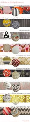 Pattern Mixing Awesome A Guide To Mixing Patterns In Your Home Making It Lovely