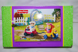 Fisher price easter toys