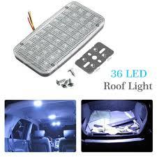 Mercedes Sprinter Van Interior Lights Not Working 12v For Vw Car Auto Van Vehicle Sprinter White 36 Led