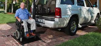 wheelchair lifts for cars trucks and
