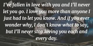 I Love You Quotes Adorable The Most Romantic Quotes To Express I Love You EnkiQuotes