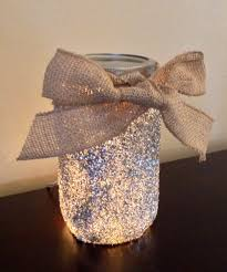 Decorating Mason Jars With Ribbon 100 Best DIY Mason Jar Crafts Ideas and Designs for 100 47