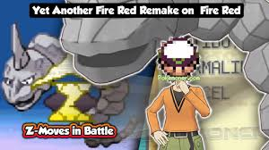 GBA] Yet Another Fire Red Remake on Fire Red - Pokemoner.com