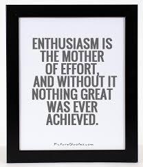 Enthusiasm Quotes Magnificent Interesting Enthusiasm Quotes 48 Golfian