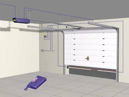 electric garage doorsAutomatic Garage Doors with Windows  YouTube