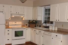 White Kitchen Paint Kitchen Cabinets Smart Painting Kitchen Cabinets White Color