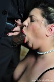 CJ Wright BBW Bella Bendz Blowing Big Black Gangster 264678.