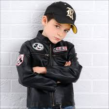 leather jackets the lost secret of jacket for toddler boy