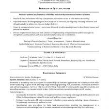 It Professional Resume Sample Monster Intended For Professional