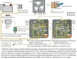 wiring a 30 amp relay for electric fan on my 1992 mustang ford click image for larger version fan relay wiring jpg views 15651 size