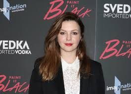 amber tamblyn criticizes lena dunham s defense of rape accused  amber tamblyn paint it black film screening arrivals new york usa