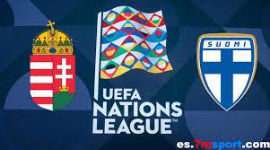 Resultado de imagen para hungría 2-0 finlandia uefa nations league