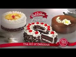Red Ribbon Cake Creations Porsche 15s Tvc 2017 Subtitled