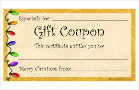 babysitting gift certificate template free download coupon template under fontanacountryinn com