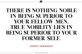 Ernest Hemingway Quotes About Writing And Life Readers Digest