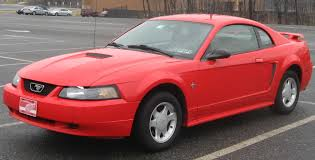 2003 Ford Mustang convertible iv – pictures, information and specs ...