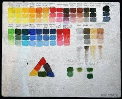 1 Shot Paint Color Chart Futurenuns Info