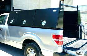 Pickup Truck Sliding Tool Boxes Truck Bed Storage Pickup Systems ...