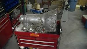 Removing a np208 transfer case and 700r4 trans on a chevy 1500 4x4 ...