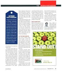 Magazine Article Format Template Feature Article Design Template