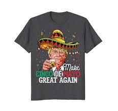 shirt Women Trump Sombrero-Awarplus