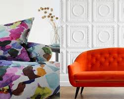 a guide to a colourful living room