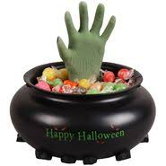 halloween candy bowl hand. Delighful Candy Hand Candy BowlSkeleton In Cauldron With Happy Halloween Text And  Eyes 621572 Bowl M