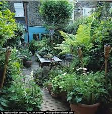 beautiful urban garden jungle gardens