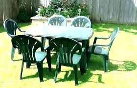 plastic patio furniture paint wicker sets recycled ace hardware lawn chairs turner beach fl outdoor