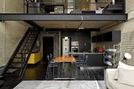 Interior Designs:Best Loft Industrial Interior Design Ideas For Apartment  And Home Best Loft Industrial