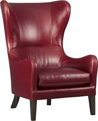 living room chairs accent and swivel leather wingback