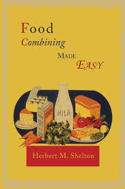 Natural Hygiene Food Combining Chart Food Combining Made Easy Herbert M Shelton 9781614274537