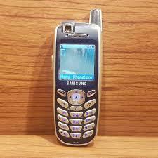 HP Handphone Samsung SGH X600 Antena ...