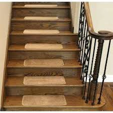 carpet squares for stairs rubber back stair tread cover installing carpet tiles stairs