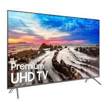 samsung tv 65 inch 4k. samsung 65mu8000 65-inch class hdr 4k smart led tv (2017) tv 65 inch 4k