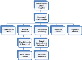 State Government Chart Organizational Chart Of Pds State Management Government Of