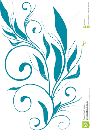 Design Decorative Decorative design element stock vector Illustration of baroque 2