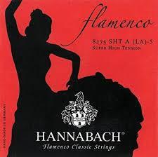 Hannabach 8271 Sht Flamenco Classic Super High Tension E 1