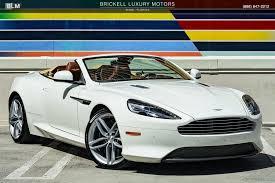 Used 2014 Aston Martin Db9 Volante For Sale Sold Ferrari Of Central New Jersey Stock L3183