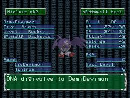 Digimon World 2 Part 6 Destroying Drive Domain