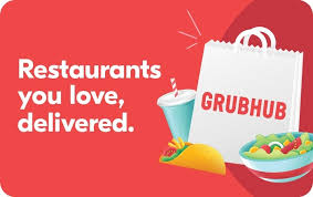 Paypal Digital Gifts Buy 70 Grubhub Gift Cards For 63