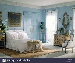 bedroom in french. Blue White Bedroom French Style Furniture In U