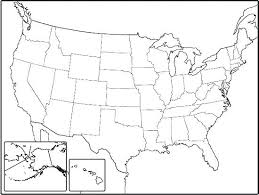 Coloring Coloring Map Of United States